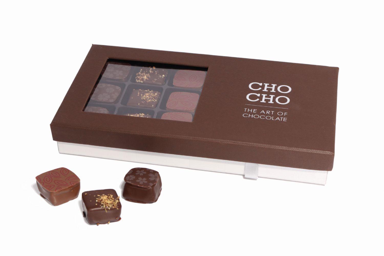 Chokoladeboks 190g