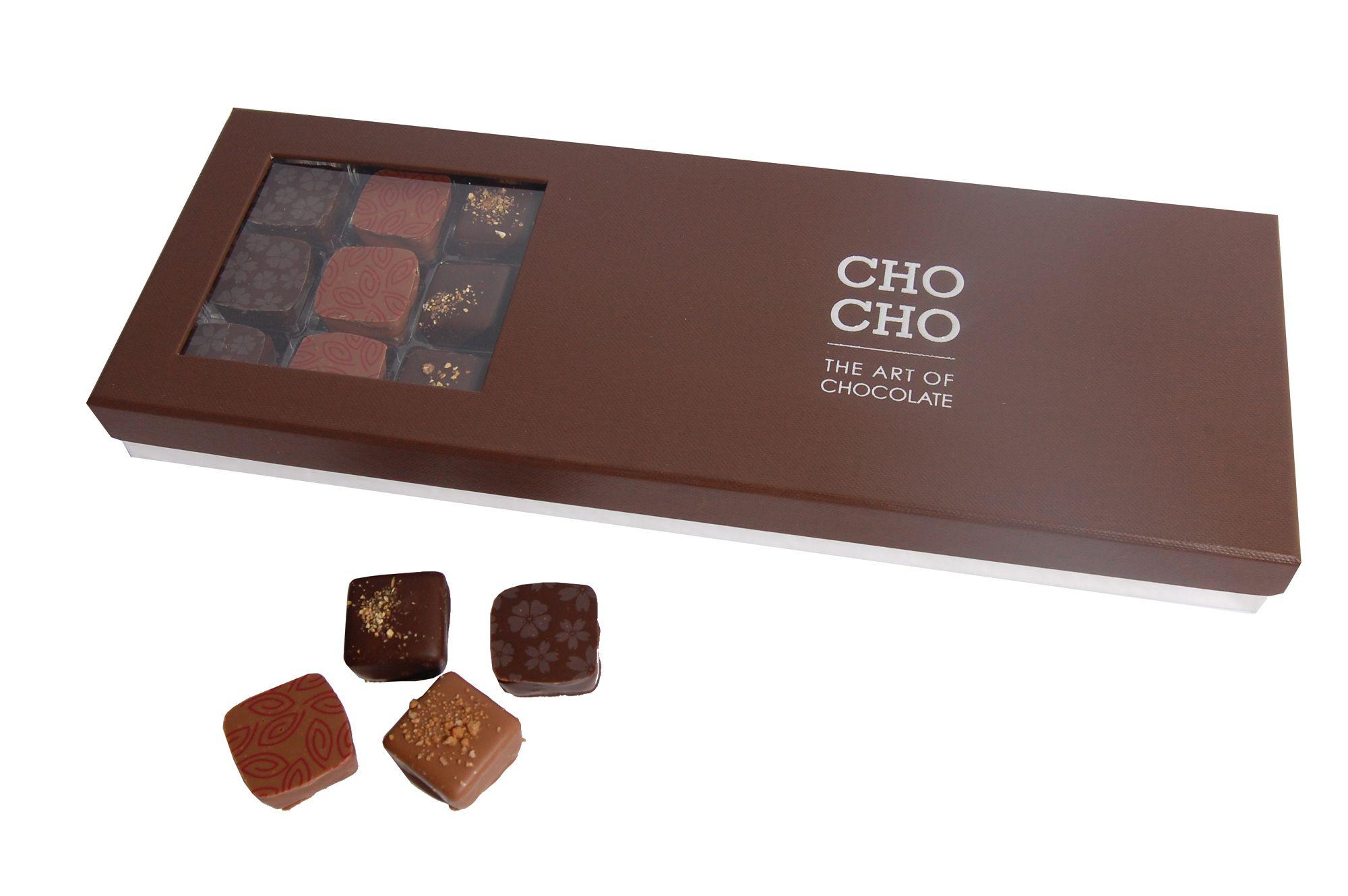 Chokoladeboks 280g