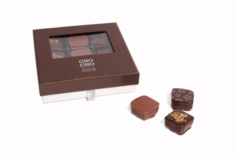 Chokoladeboks 90g