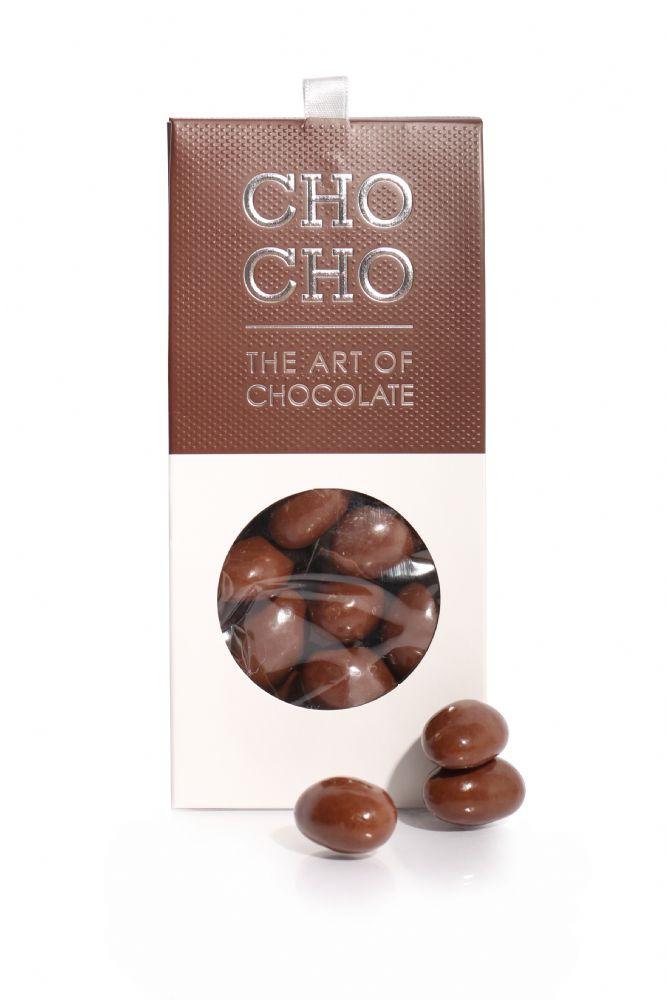 Flødechokolademandler