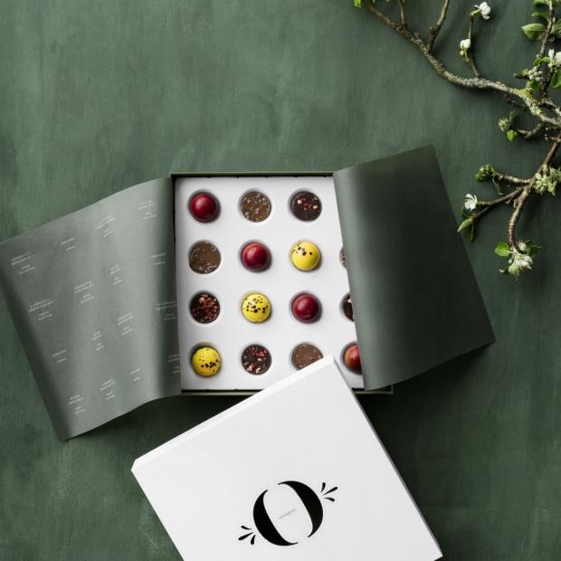 Chokoladeæske NORD