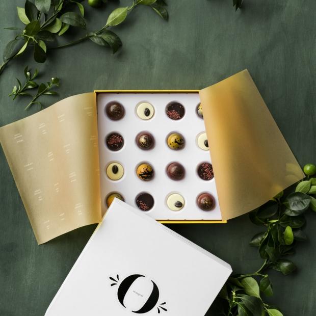 Chokoladeæske SYD