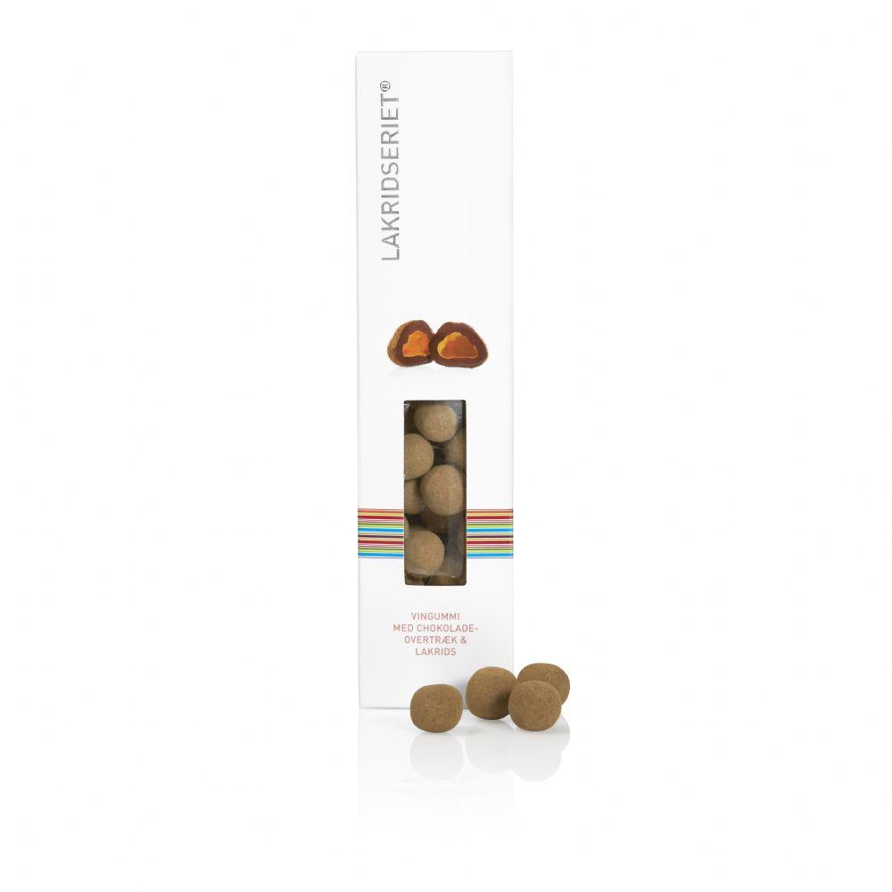 Hamborg Lakrids/Vingummi/Chokolade
