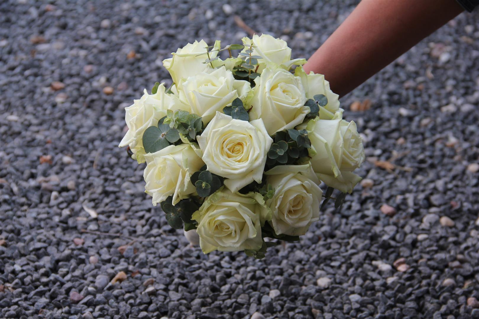 Den hvide til bruden